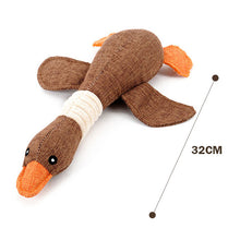 HOOPET Duck Squeak Dog Toy