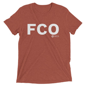 FCO Airport Unisex T-Shirt
