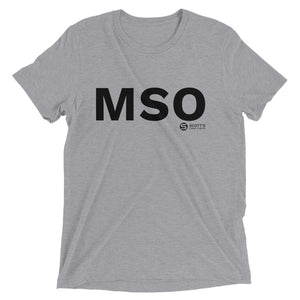 MSO Airport Unisex T-Shirt