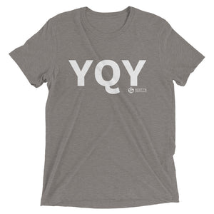 YQY Airport Unisex T-Shirt