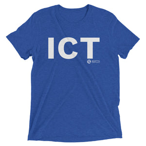 ICT Airport Unisex T-Shirt