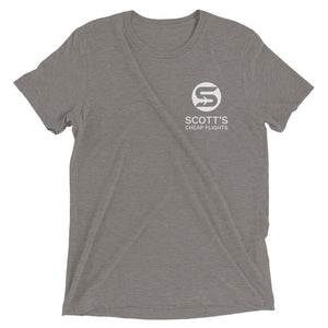 Scott's Cheap Flights Logo Unisex T-shirt