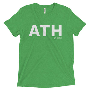 ATH Airport Unisex T-Shirt