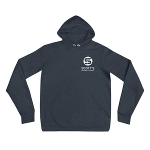 Scott's Cheap Flights Logo Hoodie