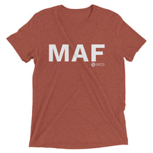 MAF Airport Unisex T-Shirt
