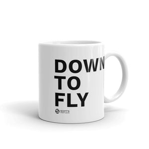 Down to Fly Mug