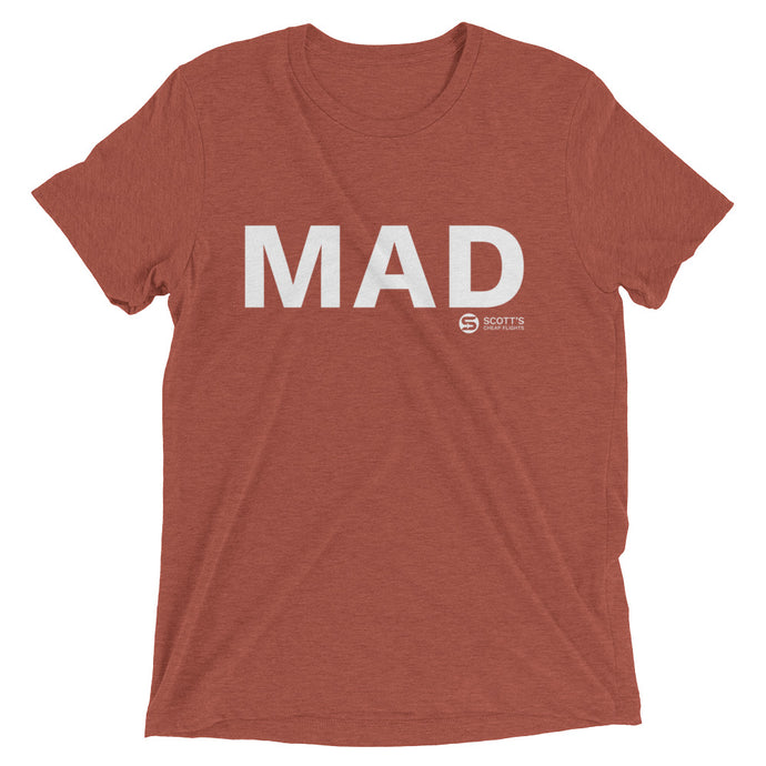 MAD Airport Unisex T-Shirt