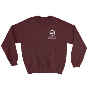 Scott's Cheap Flights Logo Sweatshirt