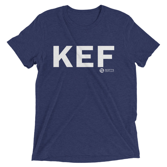 KEF Airport Unisex T-Shirt