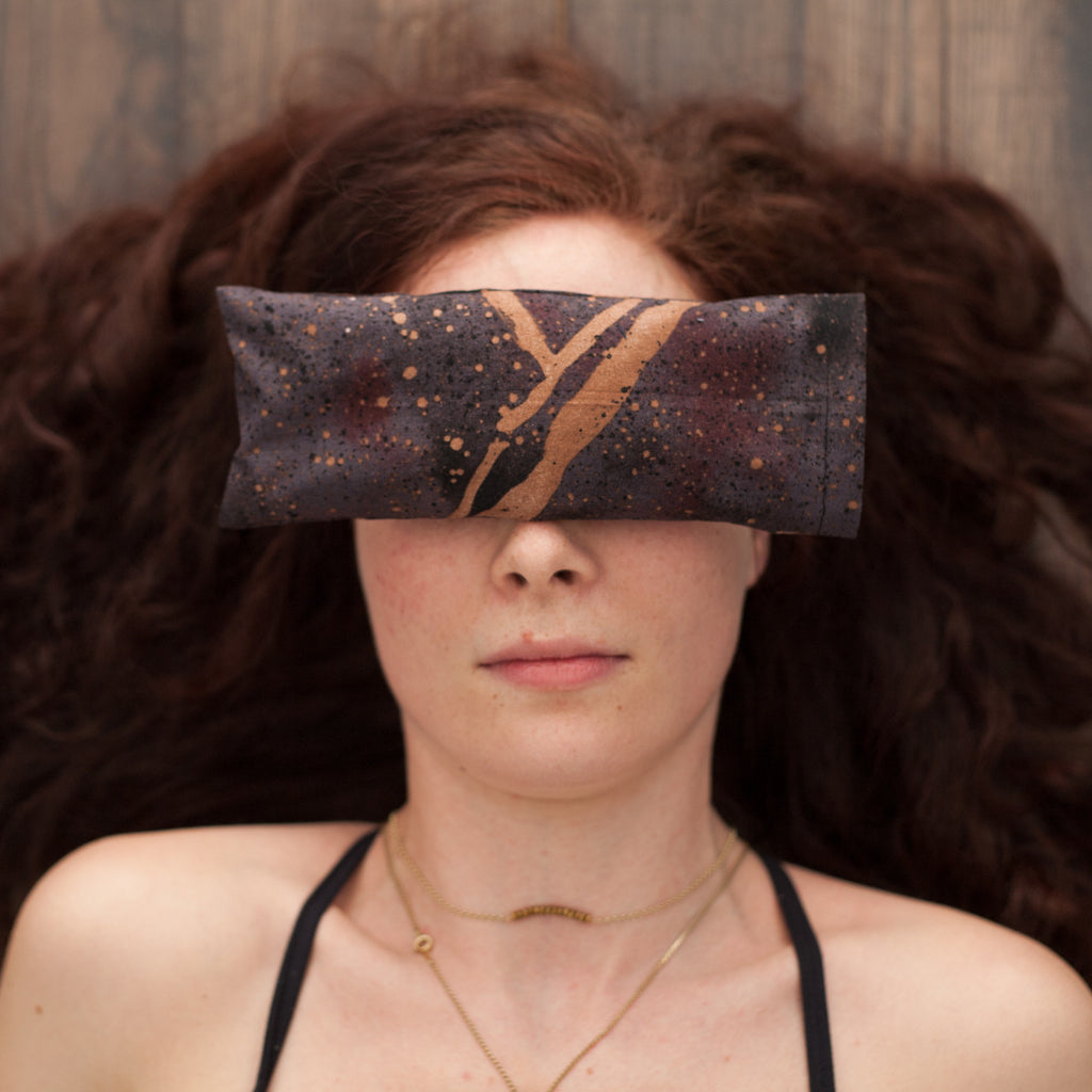 Lavender Eye Pillow - Space