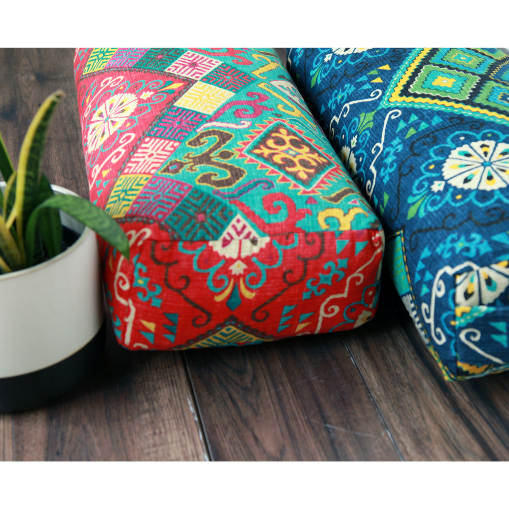 Yoga Bolster - Tikal - COVER ONLY
