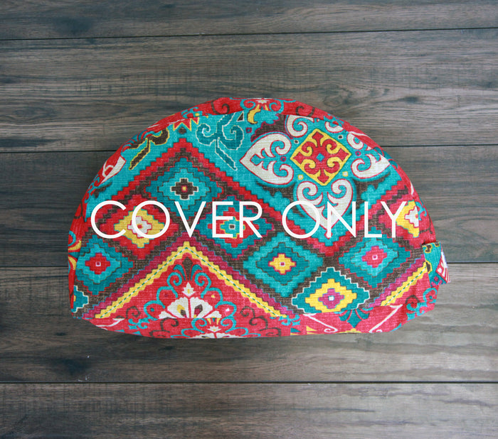 Meditation Cushion - Tikal - COVER ONLY