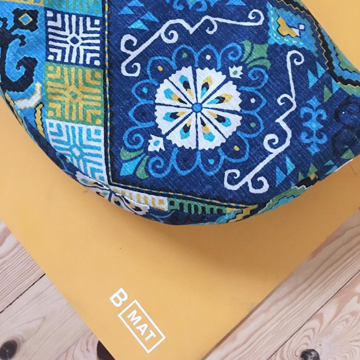 Meditation Cushion - Flores