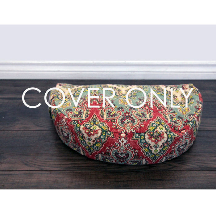 Meditation Cushion - Amar - COVER ONLY