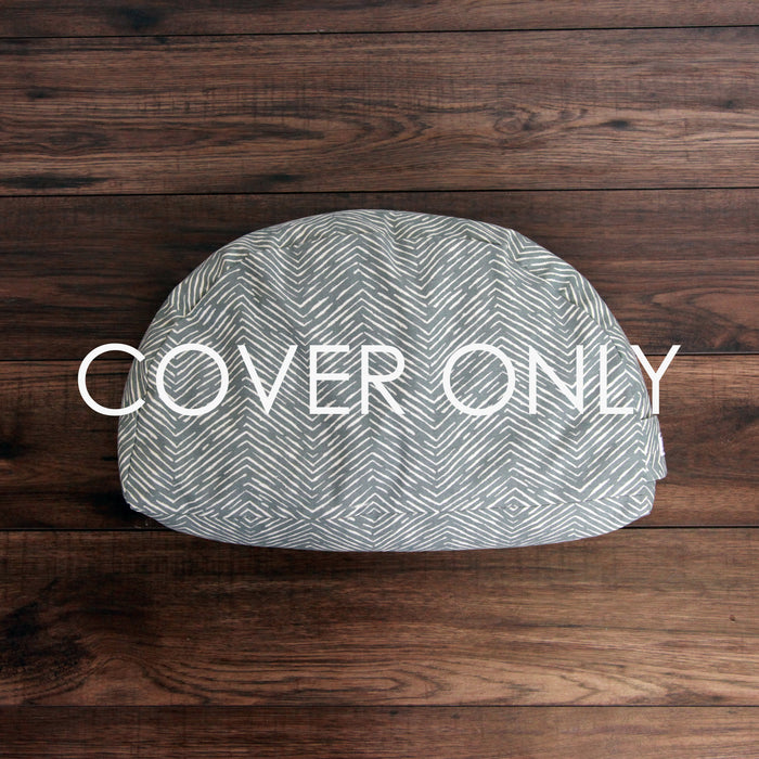 Meditation Cushion - Wave - COVER ONLY