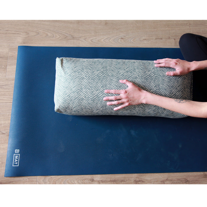 Yoga Bolster - Wave