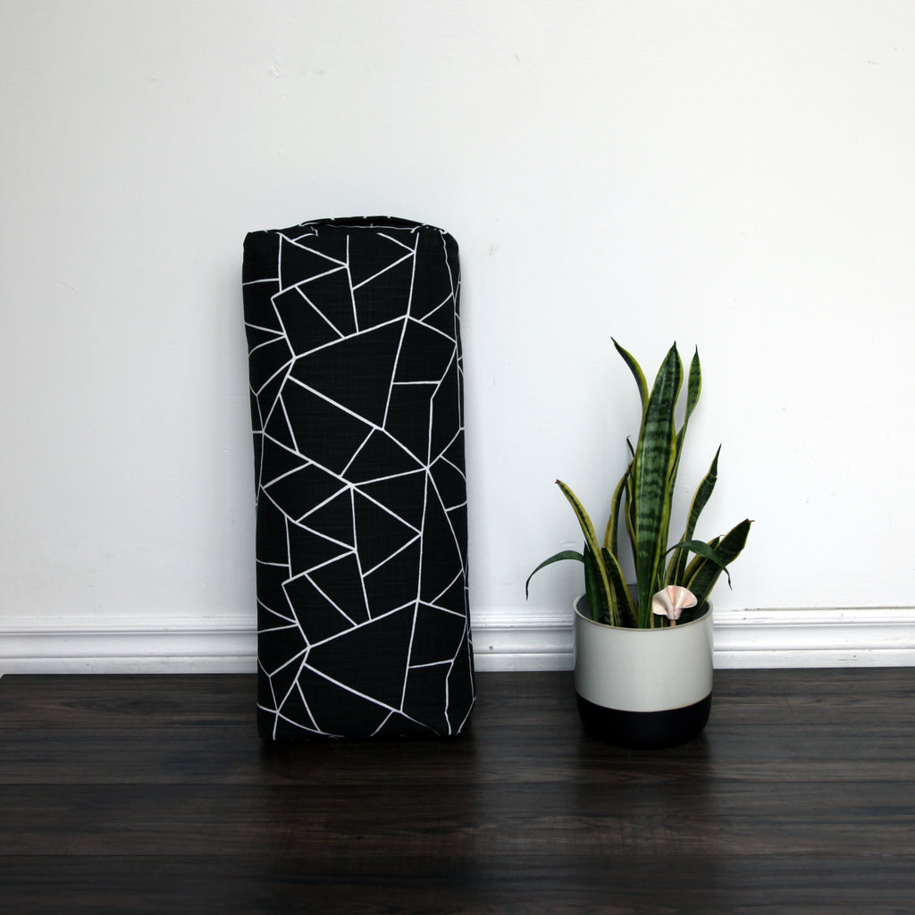 Yoga Bolster - Mosaic - COVER ONLY