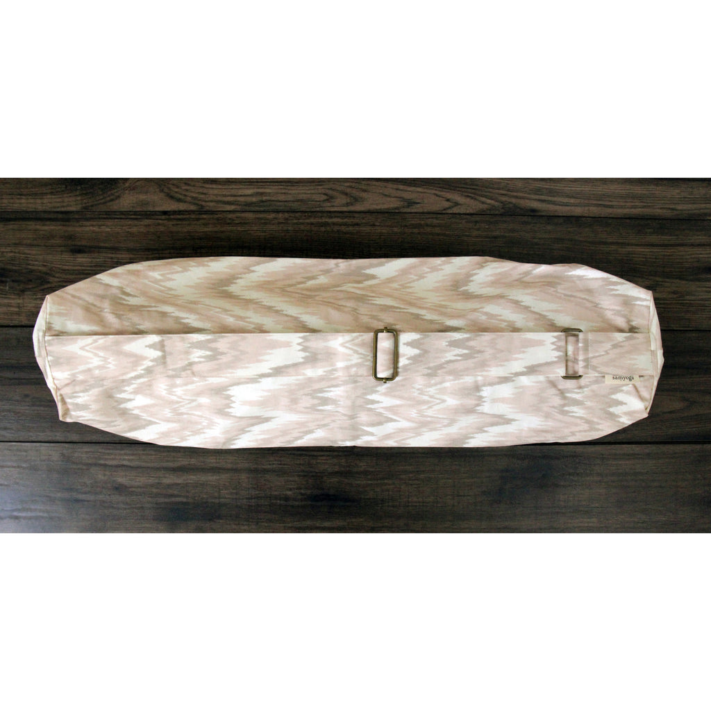 Yoga Mat Bag - Pink Blush