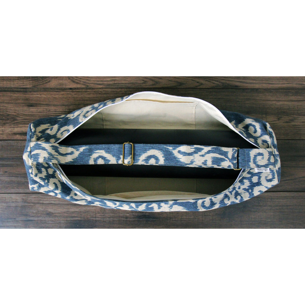 Yoga Mat Bag - Indigo