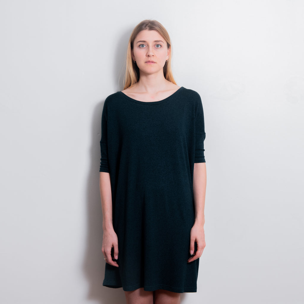 Sama Shift Dress - Jade