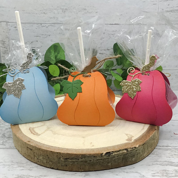 Pumpkin Cake Pop Holder