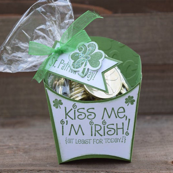 St. Patrick's Day Treat Box