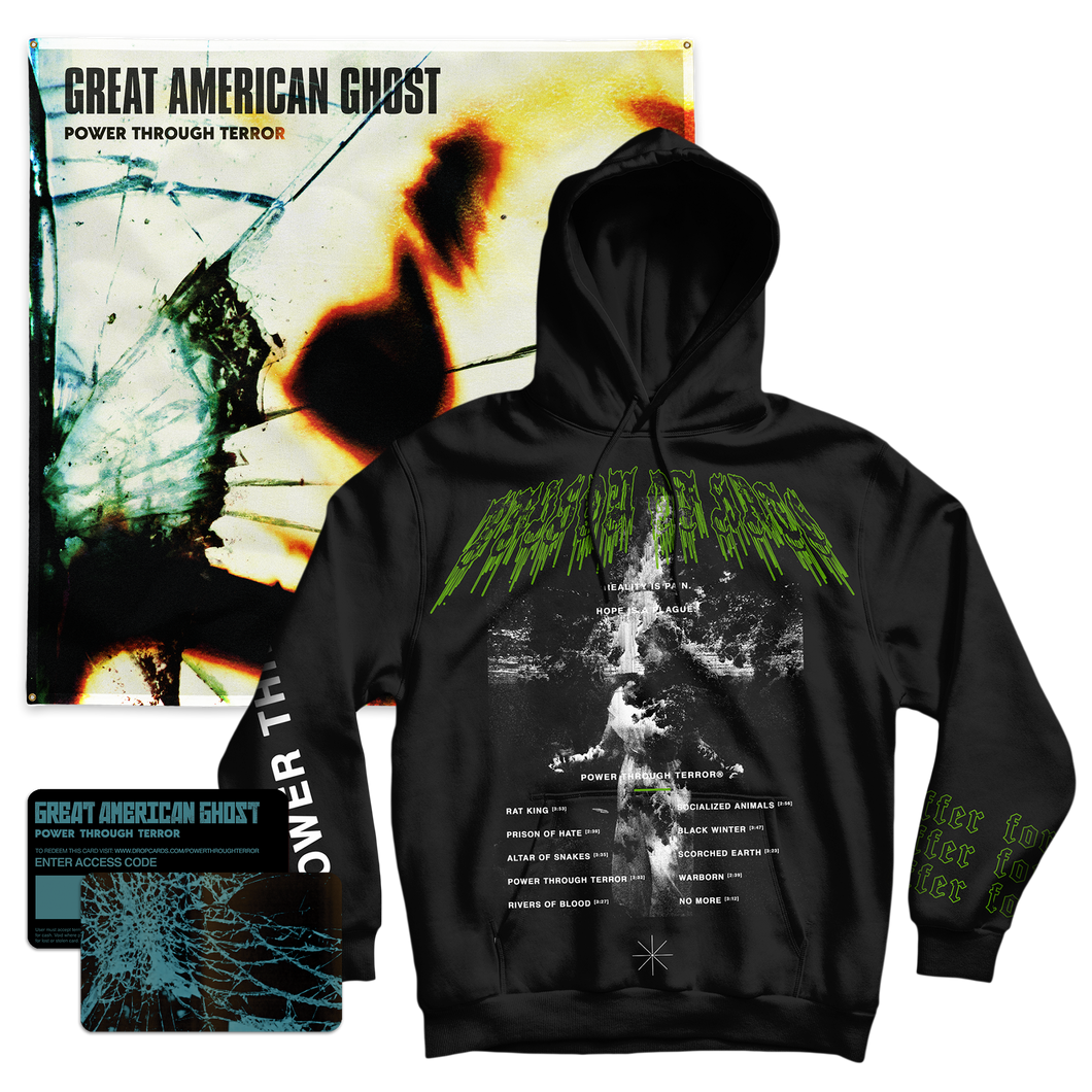 Great American Ghost -