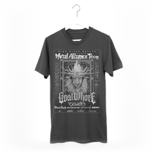 Load image into Gallery viewer, Metal Alliance Tour Tee
