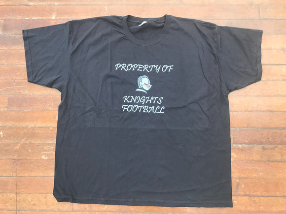 Property of Farnham Knights T-shirt