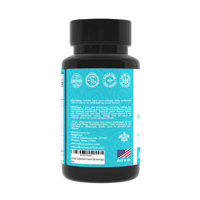 Prenatal DHA with Multi Vitamin and Folic Acid - 60 Softgels
