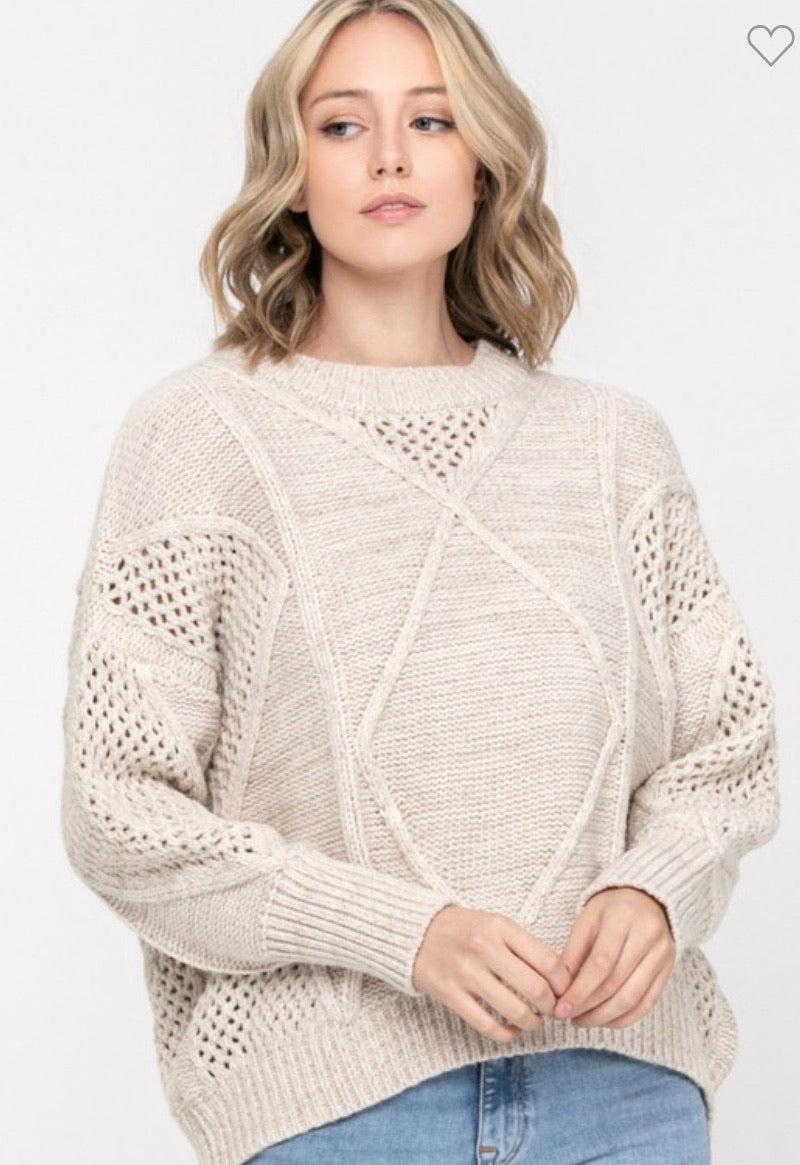 Cisley Sweater
