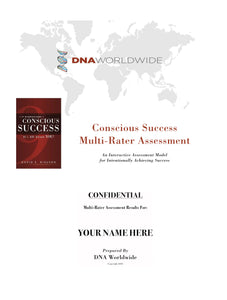 9DCS Multi-Rater Assessment - With Consulting