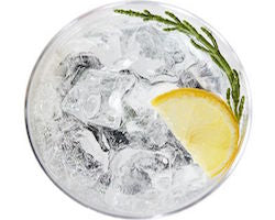 Seaside taste - Shoreline Gin & Tonic