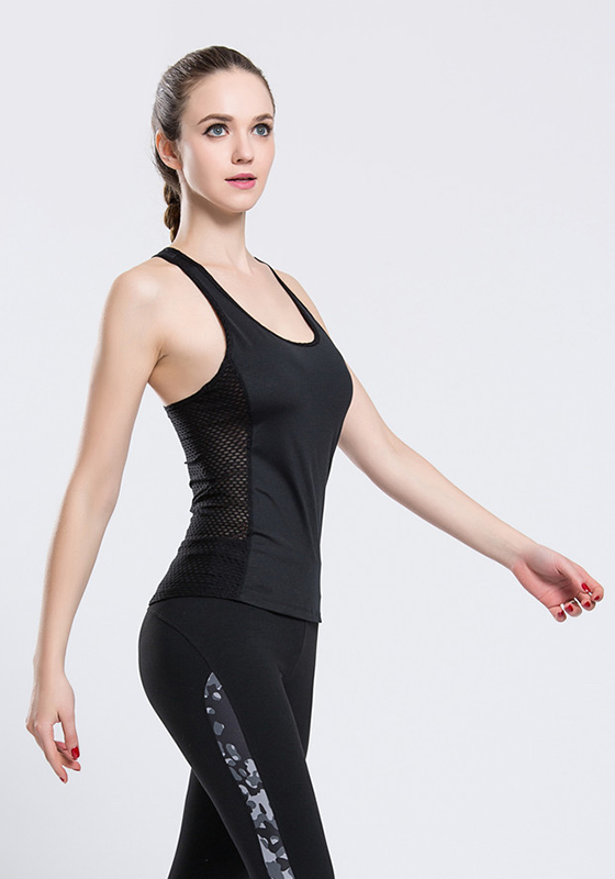 Performance Tank Top With DryTech