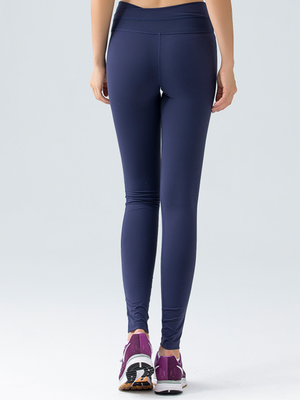 Double-layered Slim Fit Leggings