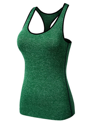 Women's Breathable Mesh Tank Top