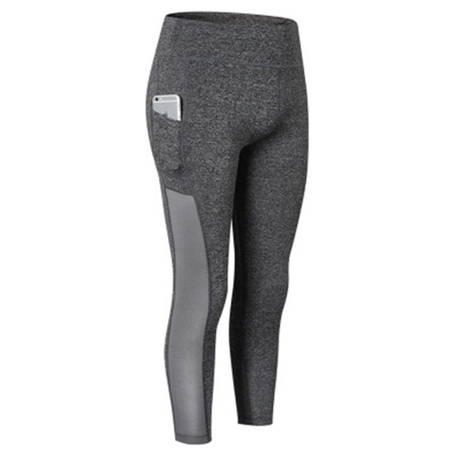 Women's High Waisted Pocketed Leggings
