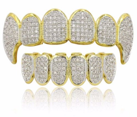 AA+ Diamond Grillz.