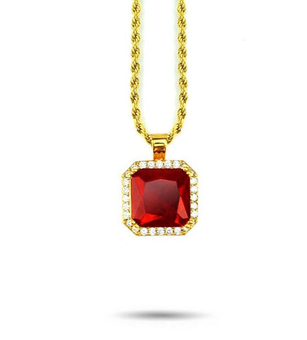 Aura Ruby Necklace *NEW*
