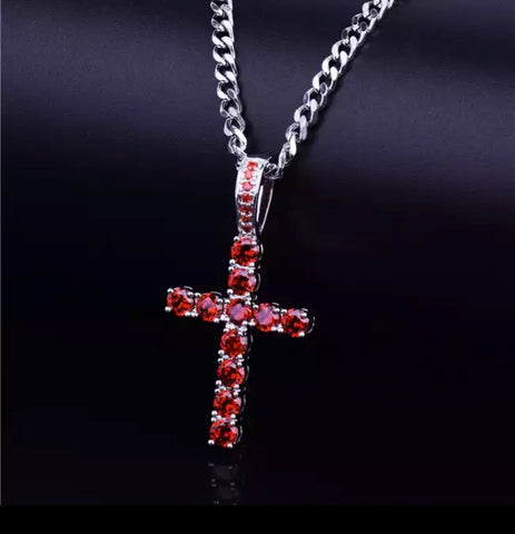 Micro Ruby Cross