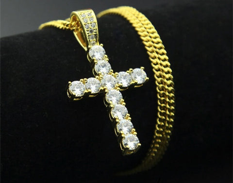Buttercup Diamond Cross *NEW*