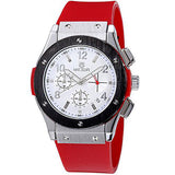 Men Quartz Chronograph Watch
