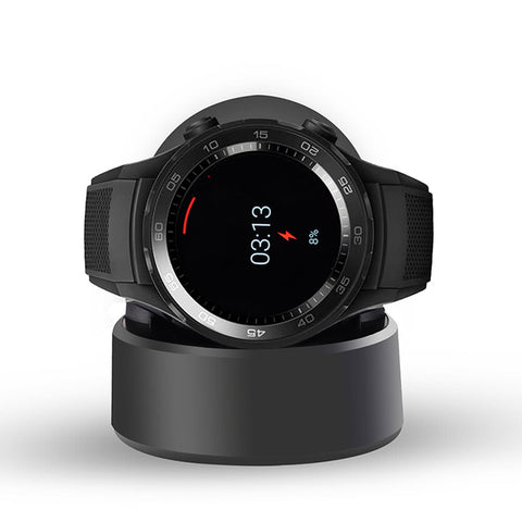 Portable Wireless Charging Smart Watch