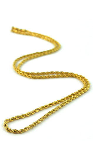 2.5MM Rope Chain.