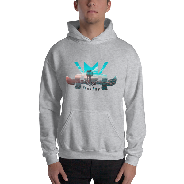 Dallas Hooded Sweatshirt