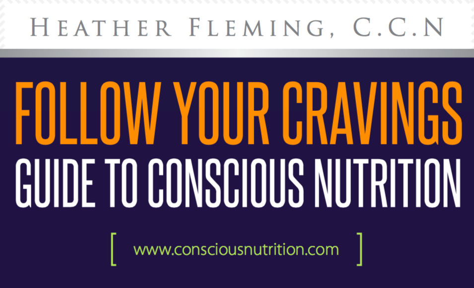 Conscious Cravings Ebook
