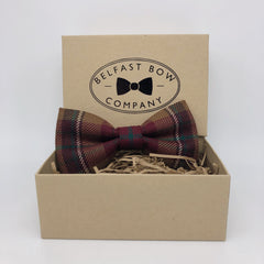 County Tyrone Bow Tie - Ulster Tartan Collection