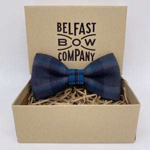 Giant's Causeway Tartan Bow Tie by the Belfast Bow Company