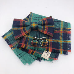 County Antrim Pocket Square - Ulster Tartan Collection