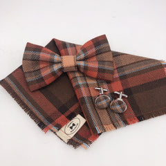 County Down Bow Tie - Ulster Tartan Collection
